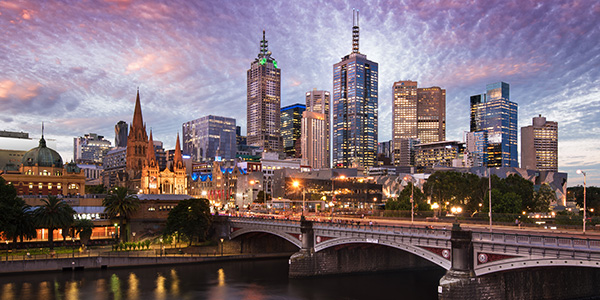 Melbourne Dinner Network Event