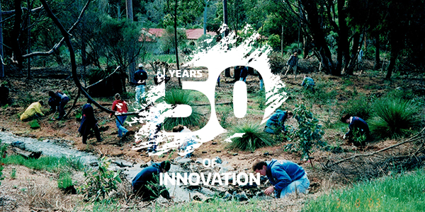 50 Years of Innovation in Geography at Curtin