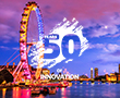 50 years of Innovation in London