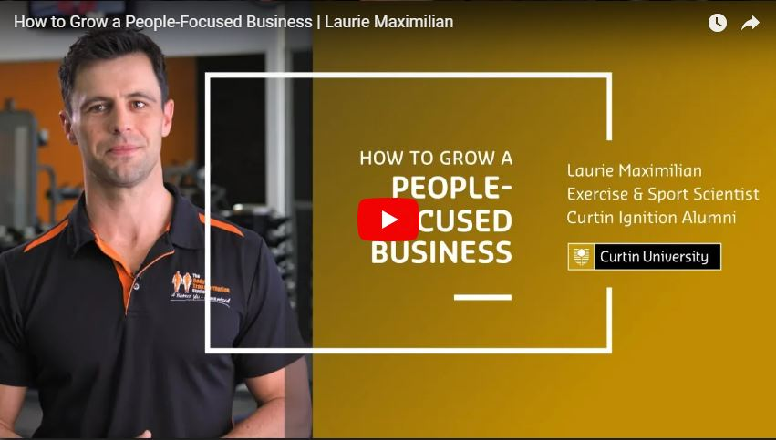 How to grow a People-Focused Business - Laurie Maximillian