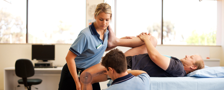 Physiotherapists Demonstrate Weight Stigma Lecture